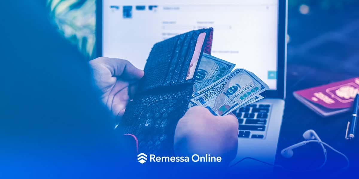 Saiba qual o melhor jeito de enviar dinheiro para o exterior