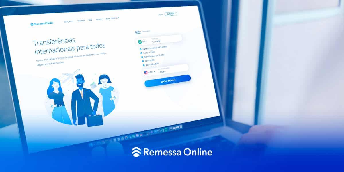 saiba quais são as principais diferenças entre Remessa Online e MoneyGram