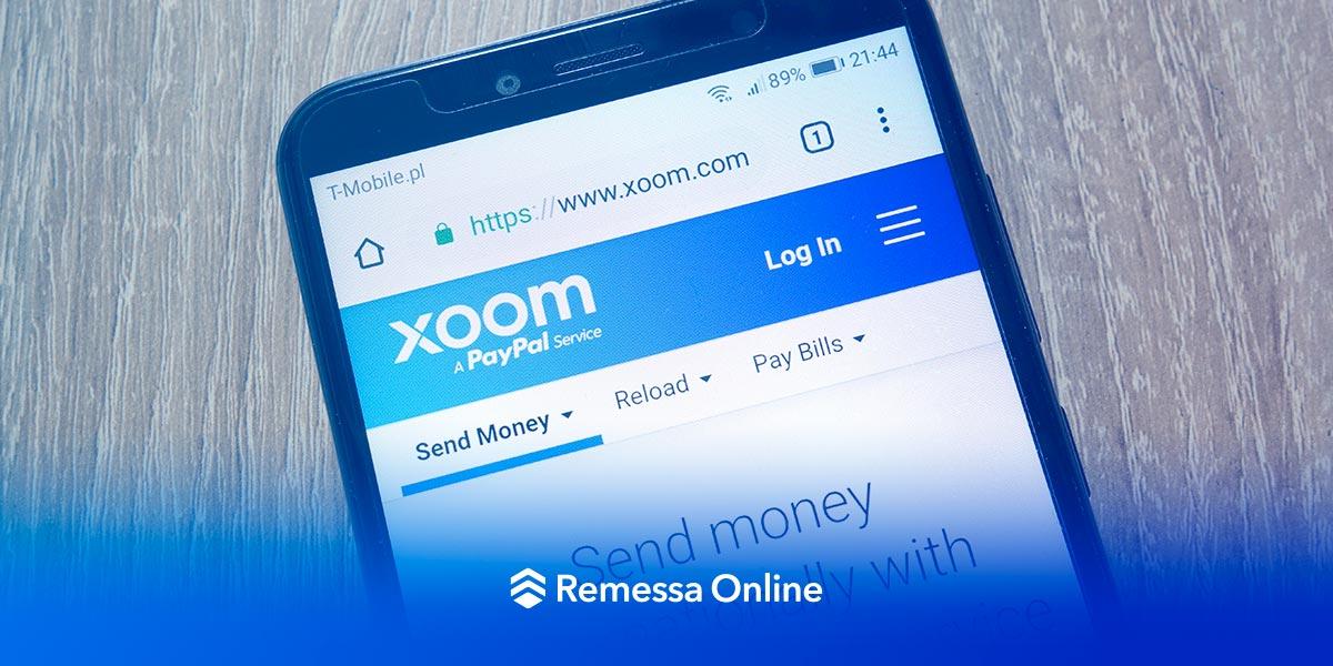 conheça a plataforma Xoom