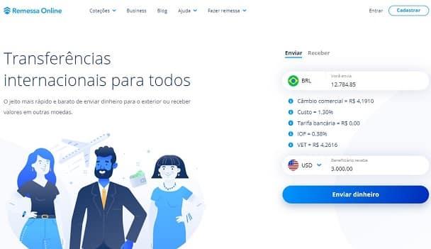saiba como pagar imóvel no exterior com a Remessa Online