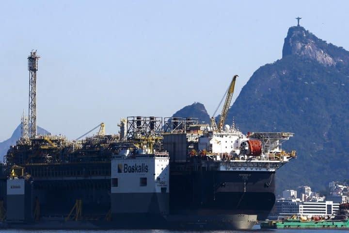 Megaleilão da Petrobras arrecada abaixo do esperado