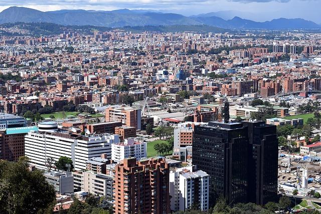 Bogotá é uma das maiores e mais pulsantes cidades da América do Sul.