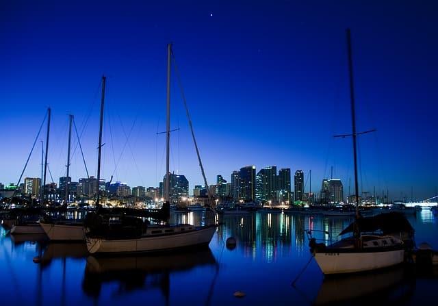 San Diego é um polo econômico e é uma das melhores cidades para morar na Califórnia.