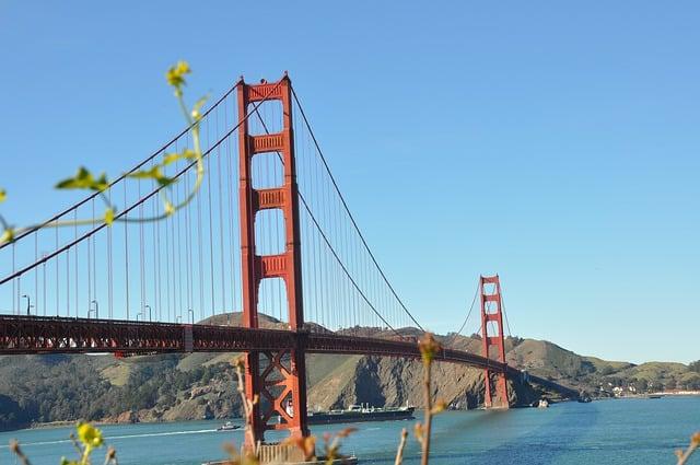 São Francisco é uma das melhores cidades para morar na Califórnia.