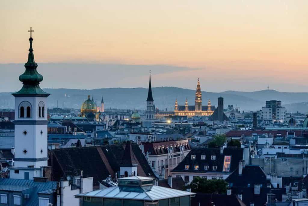 tour pela europa viena 1024x683 - Tour pela Europa: sugestões de roteiros para sua viagem