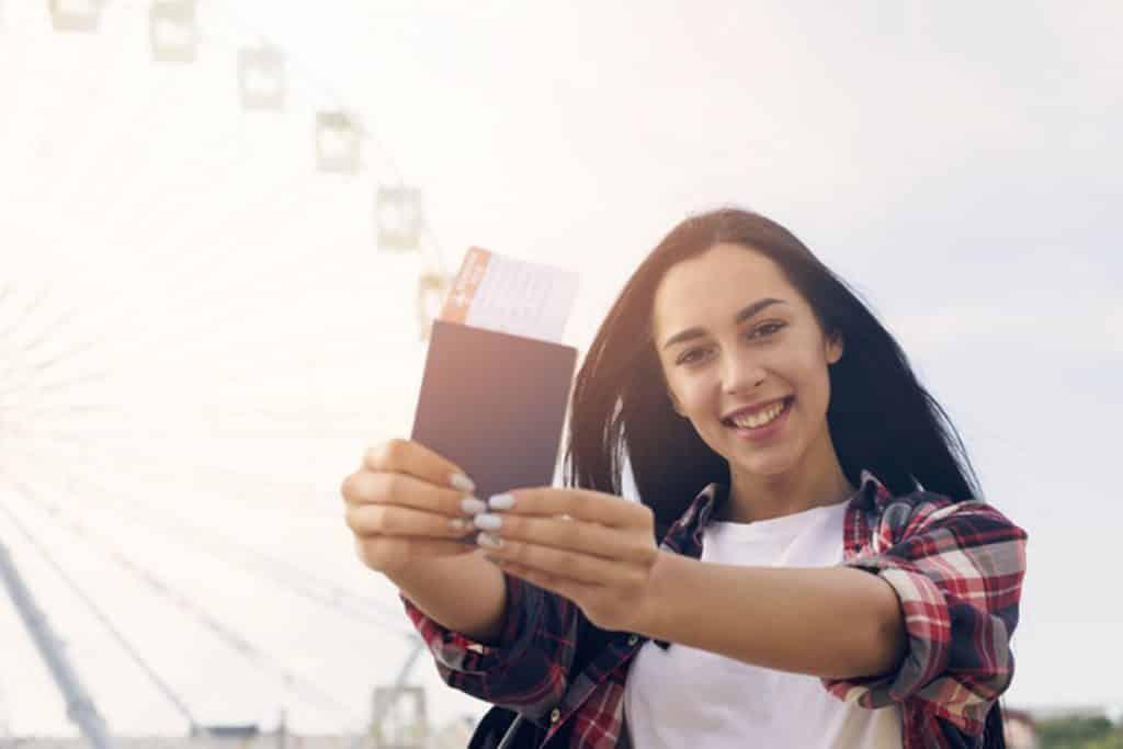 Sem a documentação correta você não consegue viajar para o exterior.