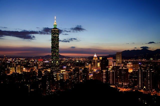 Taiwan melhores países para trabalhar e morar no exterior - Os 10 melhores países para trabalhar e morar no exterior