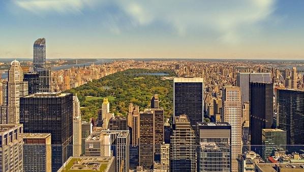 Nova York é a cidade mais visitada dos Estados Unidos.