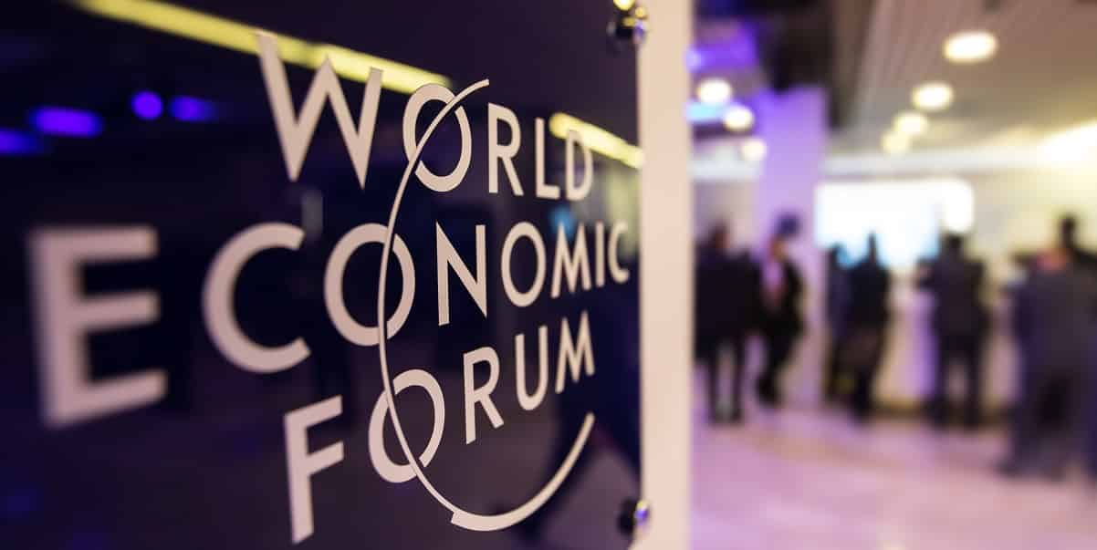 O mercado está na expectativa pelo discurso de Donald Trump no Fórum Econômico Mundial em Davos