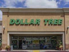 Entenda mais sobre a rede de lojas Dollar Tree