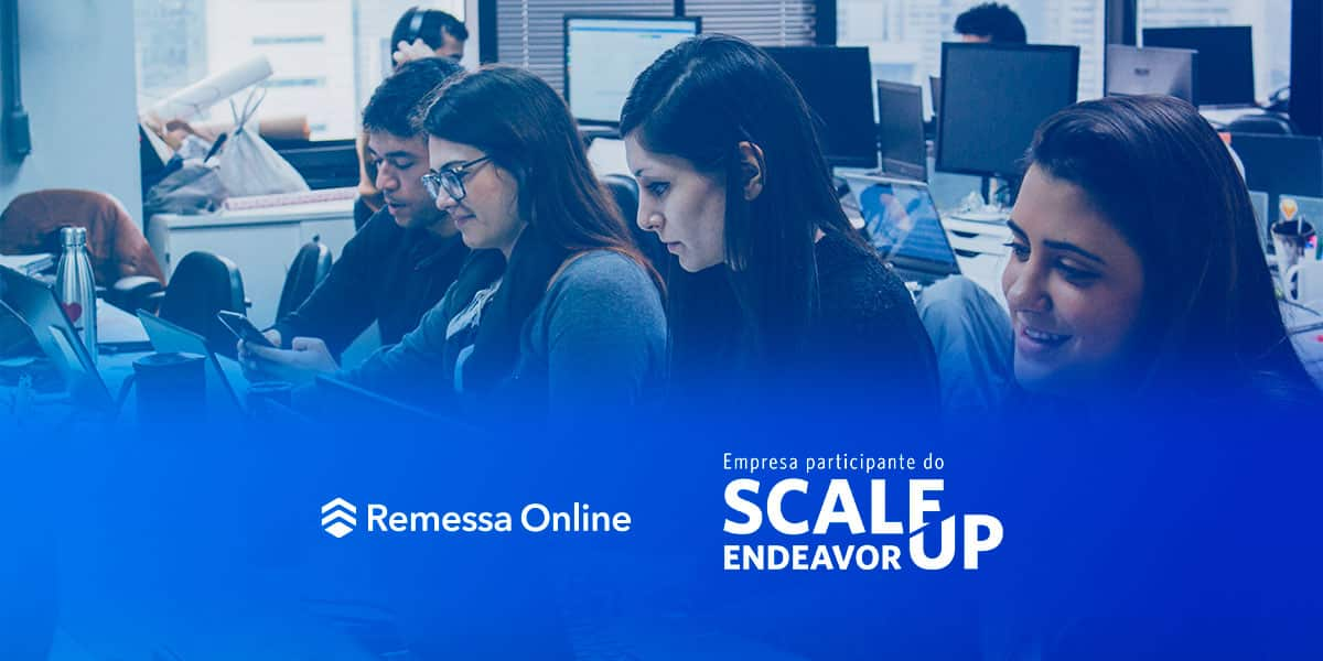 Remessa Online é selecionada para o Endeavor Scale Up Fintech