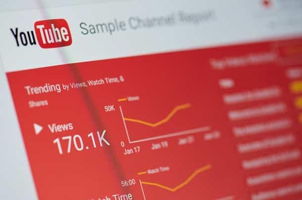 Membros do Youtube podem monetizar seus canais e receber pelo Adsense.