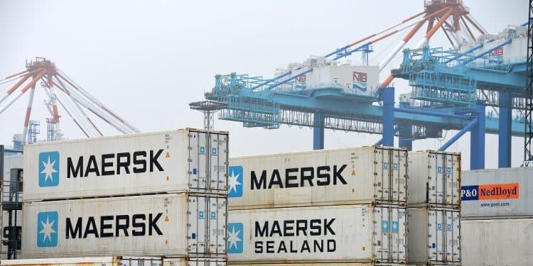 Saiba o que é e como funciona o container tracking da Maersk
