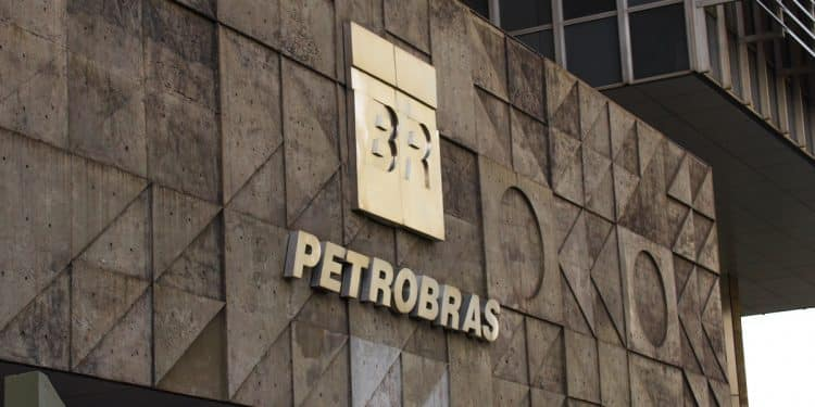 A Petrobras divulgou o melhor resultado de sua história