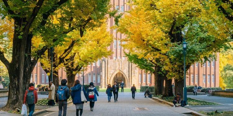 Saiba quais são as 3 melhores universidades do Japão