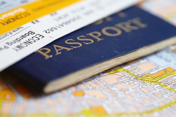 Durante a pandemia, a emissão de passaportes será suspensa e a de outros documentos internacionais estará restrita a emergências.