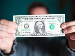 dólar vs. real na semana