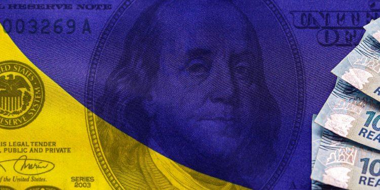 dólar hoje real