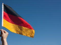 MBA na Alemanha: foto de bandeira do país
