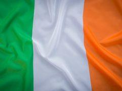 MBA na Irlanda: bandeira do país