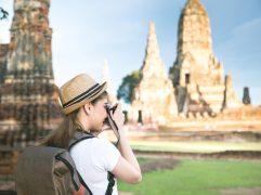Turista na Tailândia