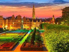 qual o custo devida na belgica: ponto turistico da belgica
